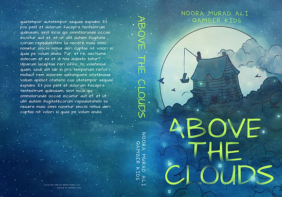 #QK0007 - Above the Clouds