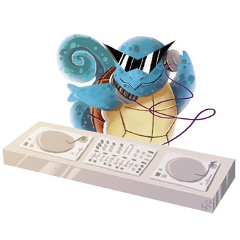 commission___djing_squirtle_by_katiepox_