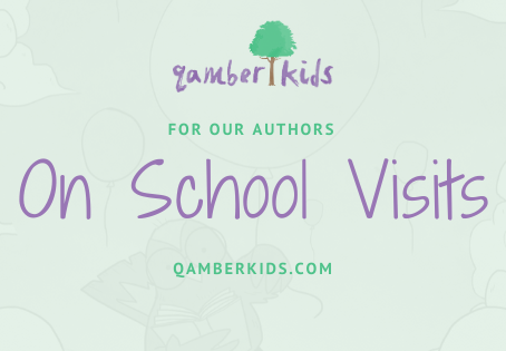 Publishing Tips: On School Visits