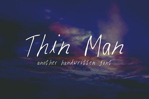 FNT#0003 - Thin Man