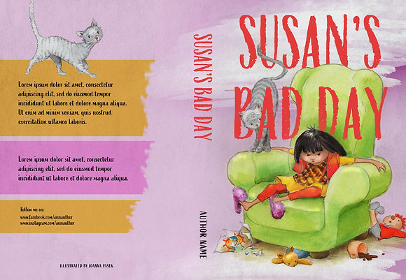 #QK0010 - Susan's Bad Day