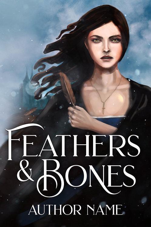 PC#0168 - Feathers & Bones