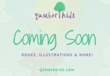 Coming Soon to Qamber Kids - Spring is Here!