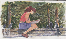 03 - Scene from Kiki_s Delivery Service.