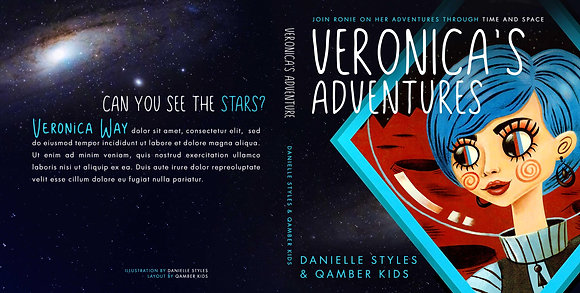 #QK0006 - Veronica's Adventures