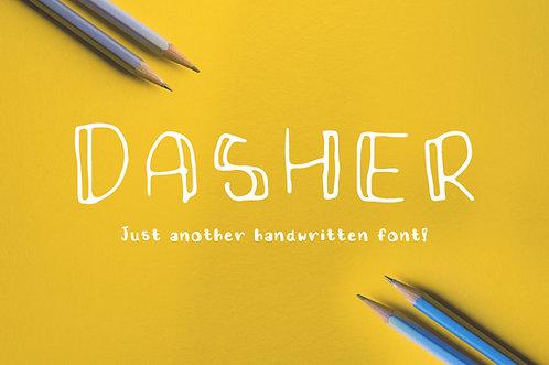 FNT#0002 - Dasher
