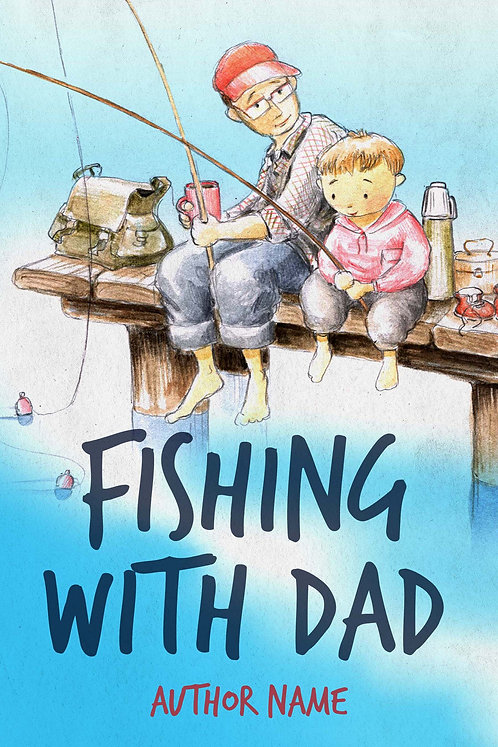 #QK0009 - Fishing with Dad