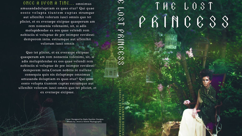 PC#0125 - The Lost Princess