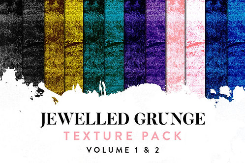 TXP#0004 - Jewelled Grunge Pack