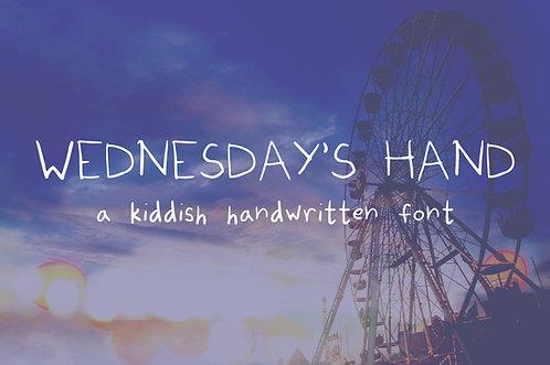 FNT#0004 - Wednesday's Hand