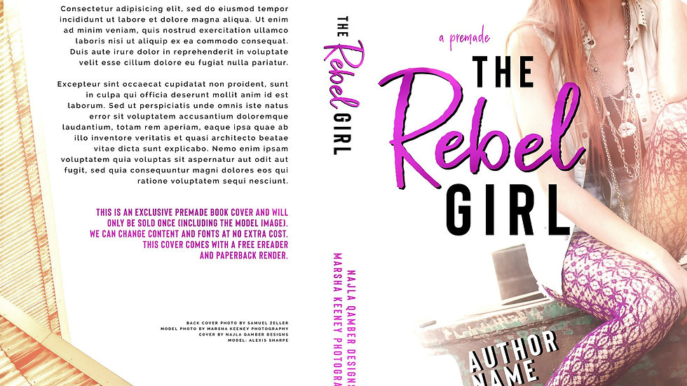 PC#0108 - The Rebel Girl