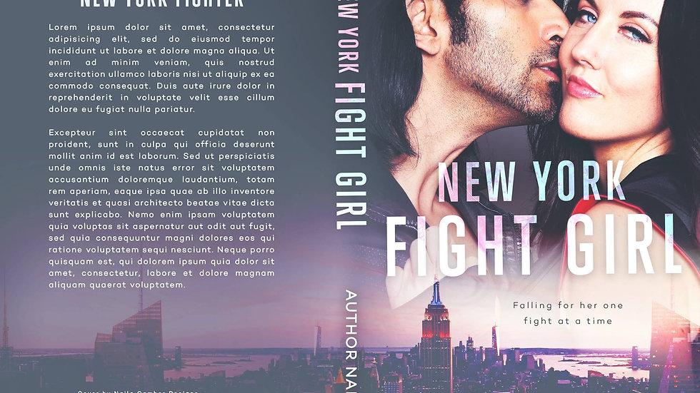 PC#0146 - New York Fight Girl