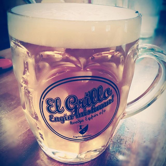 Our pride🍺 #elgrillo #lager #beer #brewery #brewpub