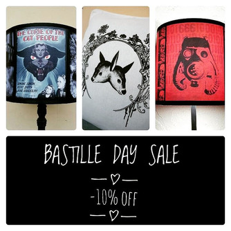 Bastille Day Sale