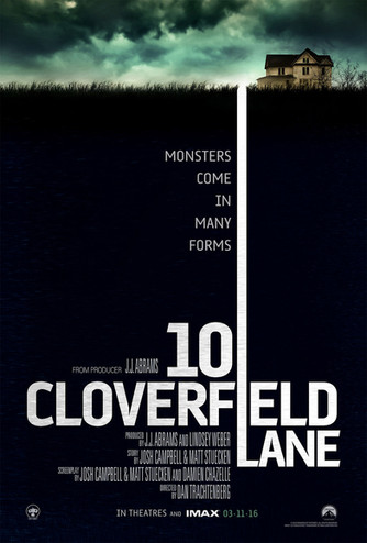 """10 Cloverfield Lane"" feature!"