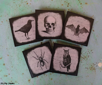 New coaster set available!
