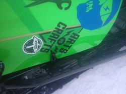 """Front Edge Guard Ski-Doo 154"""""""