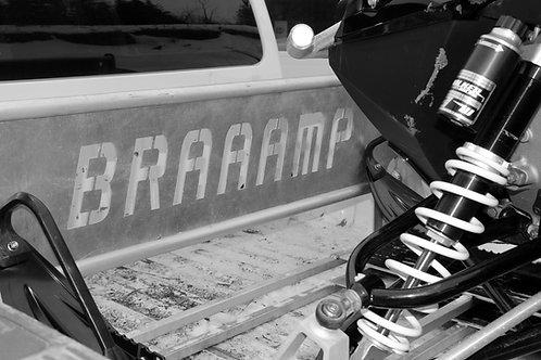 BRAAAMP! TILTING DECK
