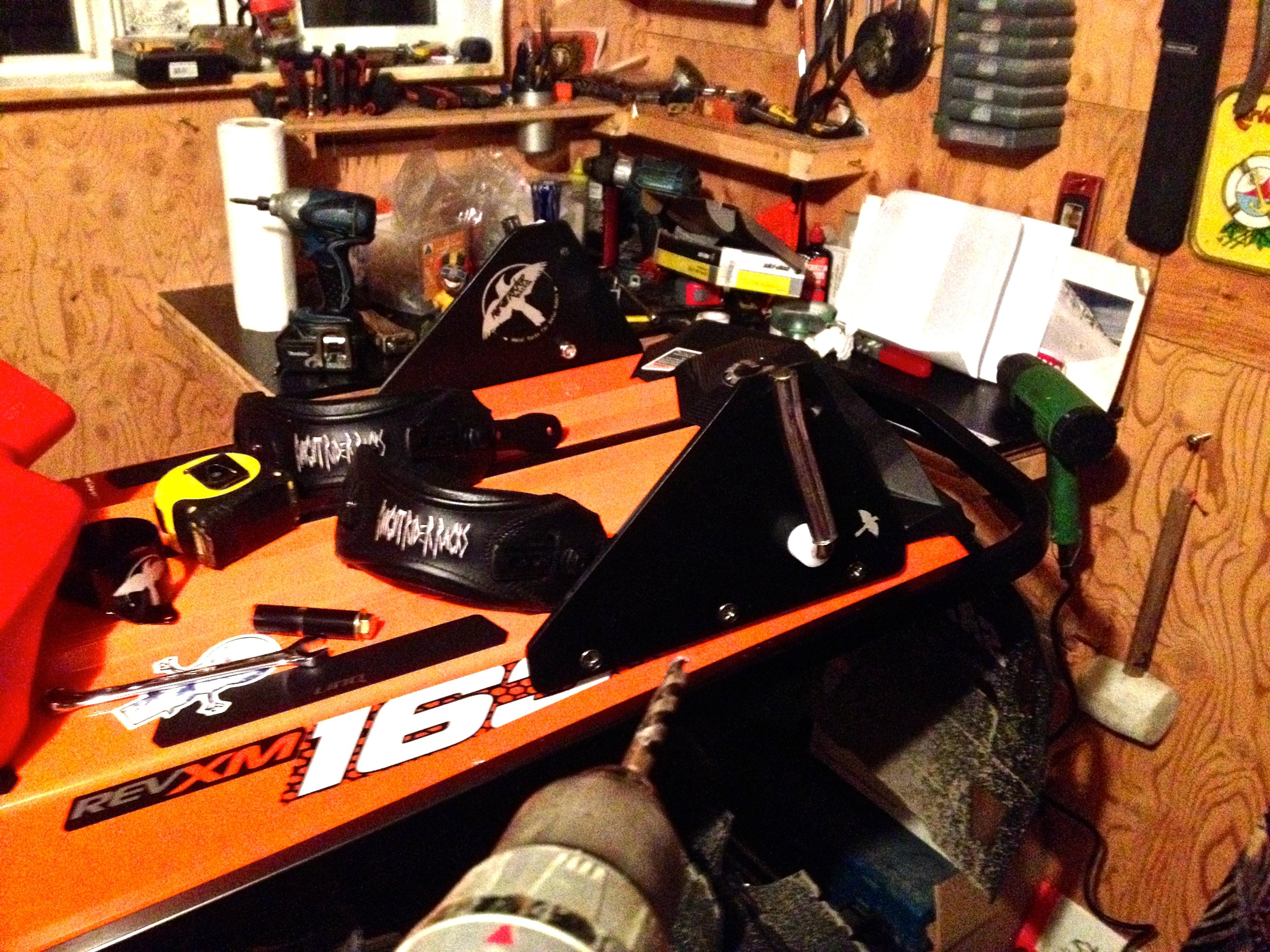 """Ski-Doo XM 163"""""""