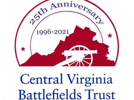 Central Virginia Battlefields Trust selects Donald C. Pfanz as the recipient Ralph Happel Award