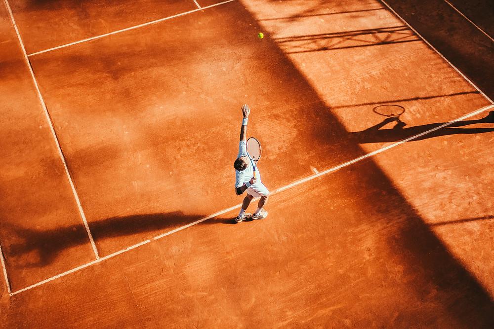 Tennis, COVID-19, Coronavirus, Safe, Pandemic