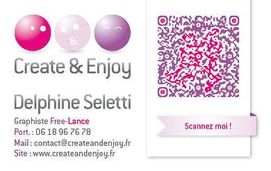 Carte Create & Enjoy