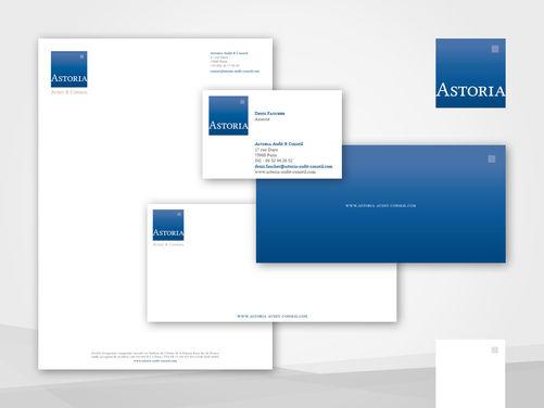 Charte Graphique Astoria