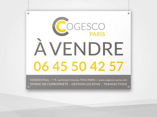 Panneau COGESCO
