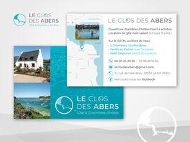 Flyer Clos des Abers