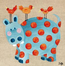 Hippo Colin