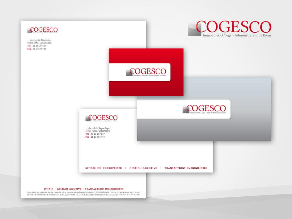 Charte Graphique Cogesco