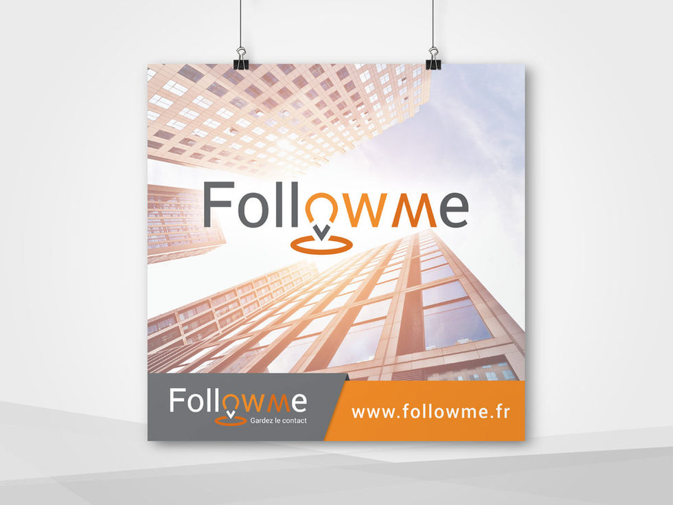 Poster Follow Me