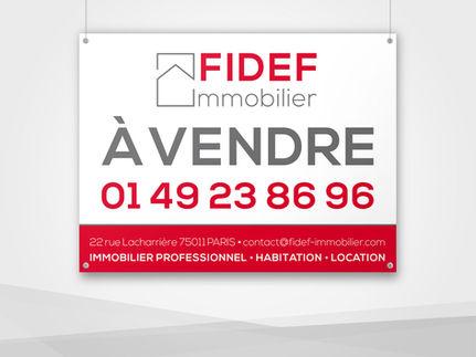 Panneau FIDEF