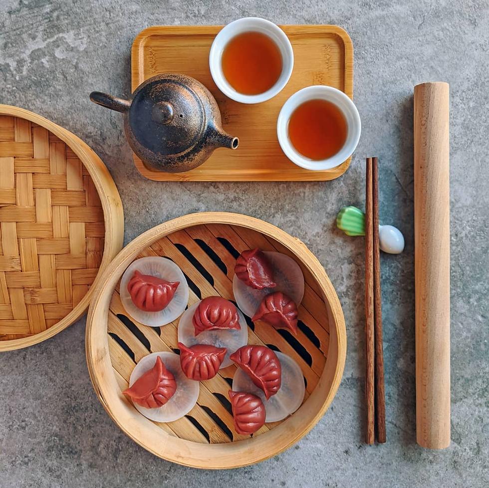 Conscious Cooking x Anna Ye Tea Lunar New Year Collaboration