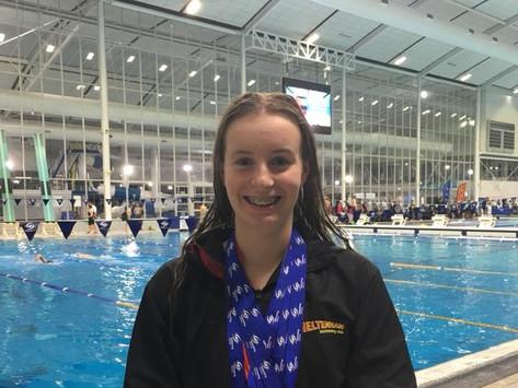 Abbey Kearney selected to Swimming Australia Talent Program