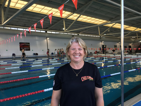 Adult Squad Coach: Sharon Newstead