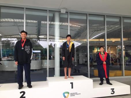All Junior Medalists