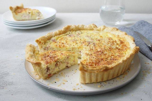 Fit-Quiche for One.