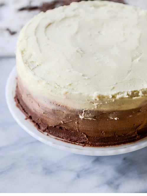 White ChocoFudge FITcake