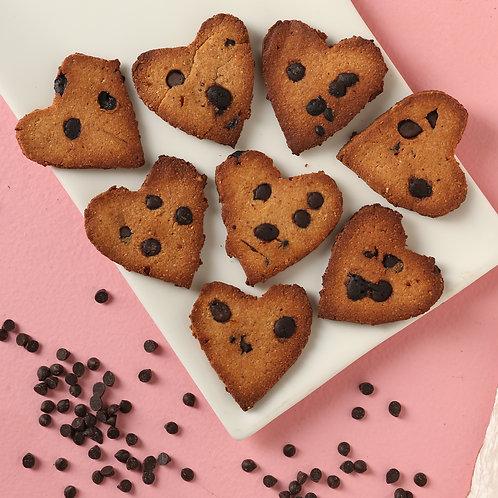 Heart Almond FITcookies