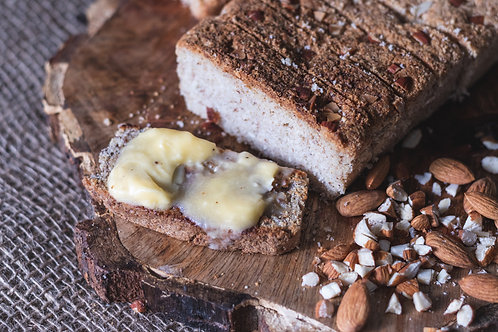 Almond Flax FIT Bread