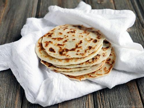 Coconut Roti Bread (10)