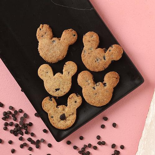 Teddy Almond Flour FITcookies