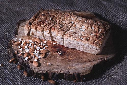 Almond Quinoa Fit Bread