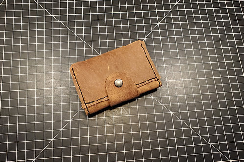 NOMAD Minimalist Leather Wallet