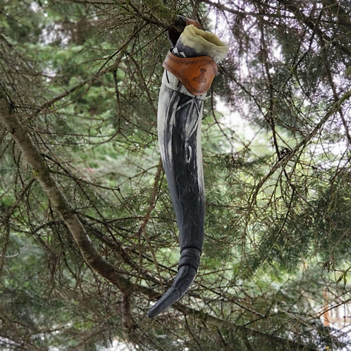 Skyrim Viking Drinking Horn (22 inch)