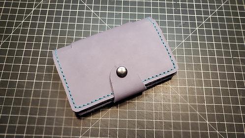 Lavender Steward Leather Journal