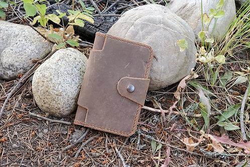 Steward Leather Journal