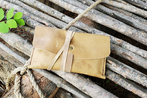 Baccy Leather Tobacco Pouch