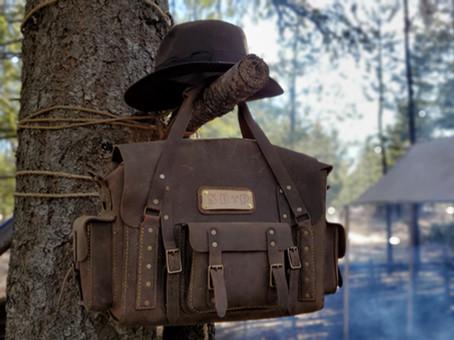 Portable Podcasting Bag for SD☢P